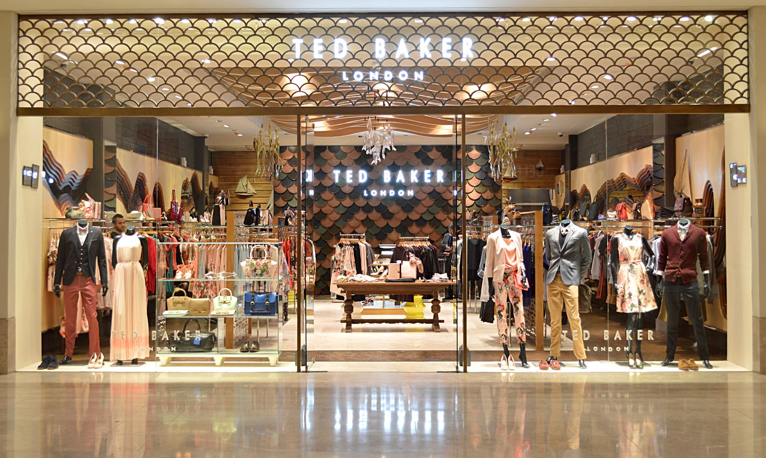241013b2b985c8 Ted Baker store in Festival City