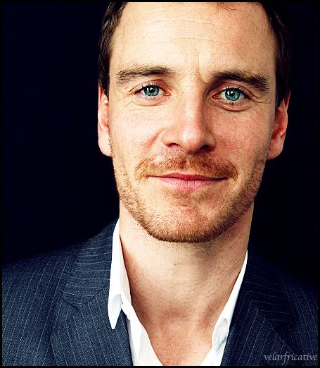 Michael Fassbender...yes I'm seriously obsessed