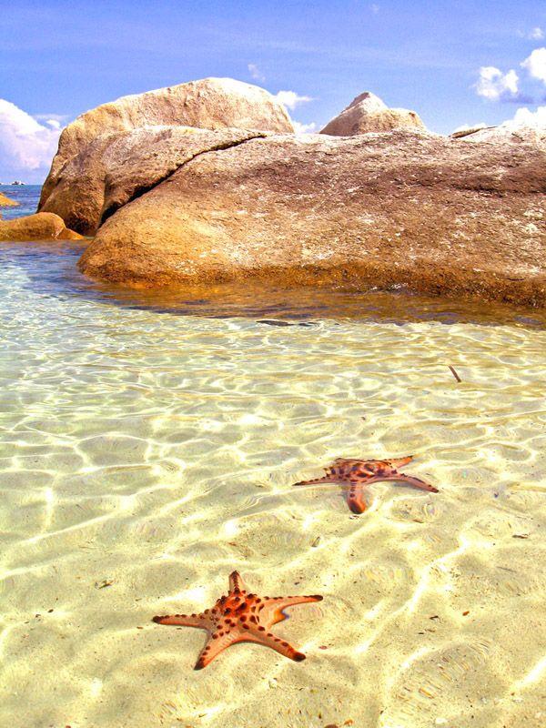 Tanjung Pendam Beach, Belitung Island, www.cometobelitung.com