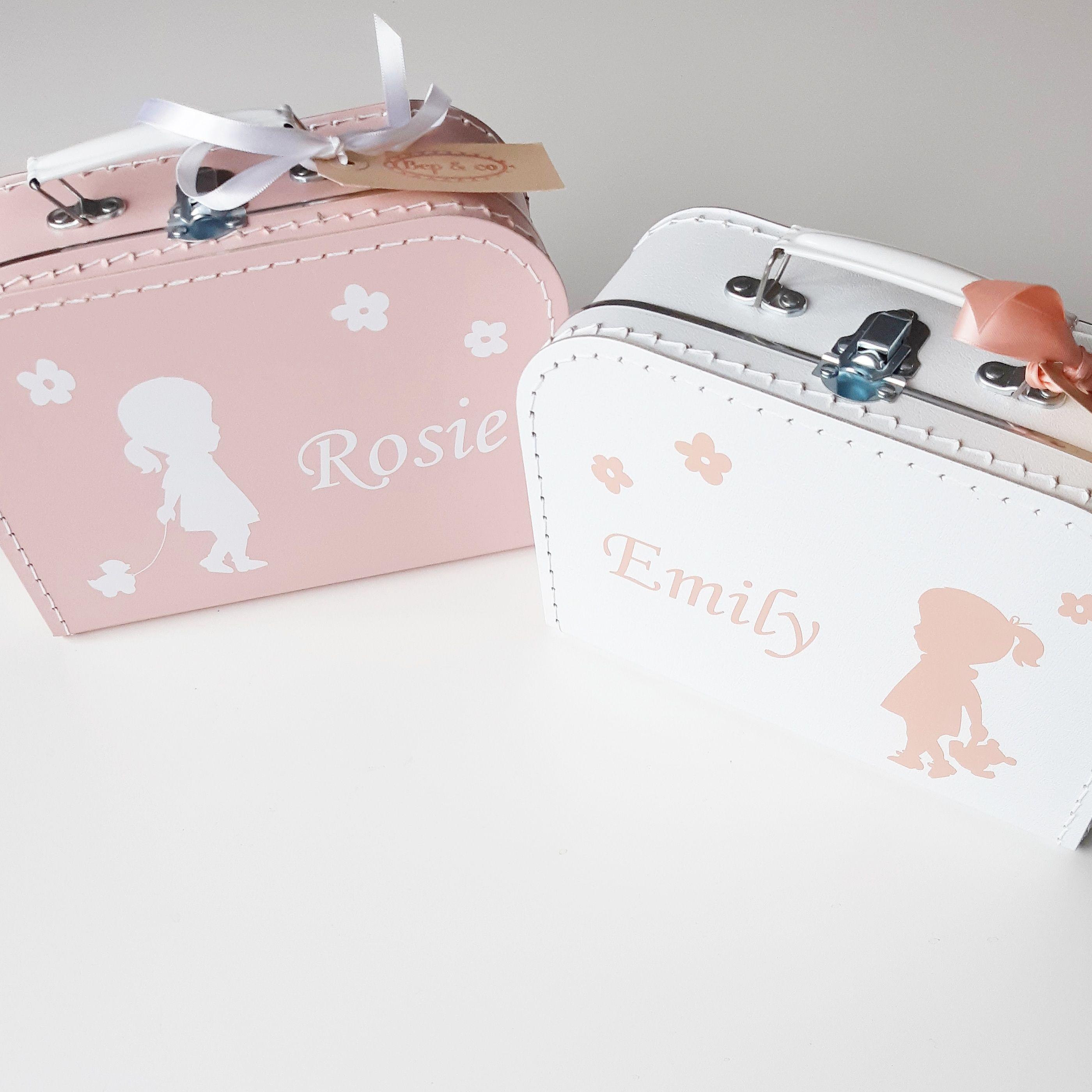 Pin Op Kinderkoffertjes Nav Geboortekaartje