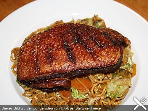 Photo of Crispy duck breast by Fabus   chef
