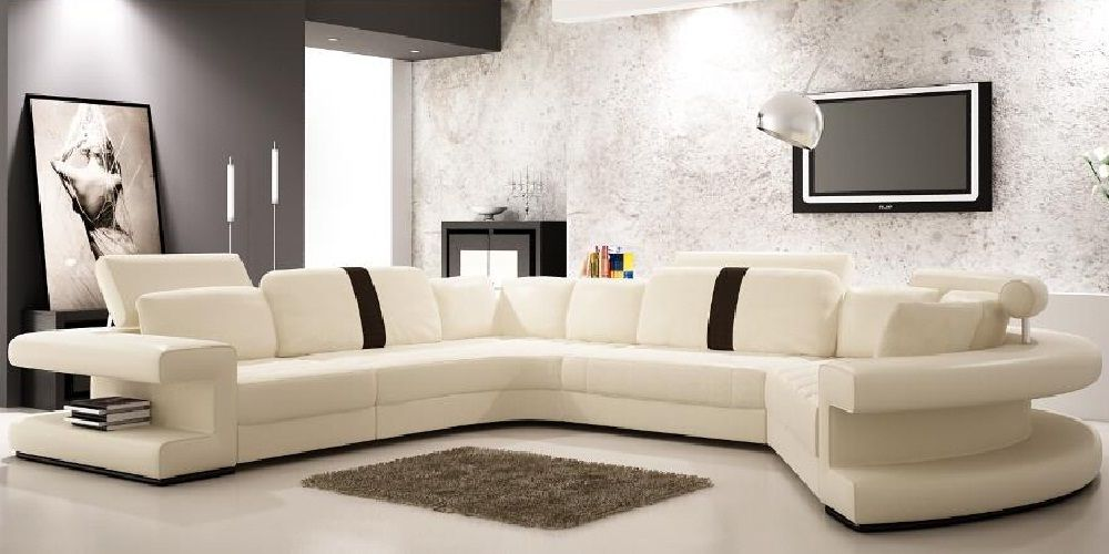 Elegant Sectional Sofa