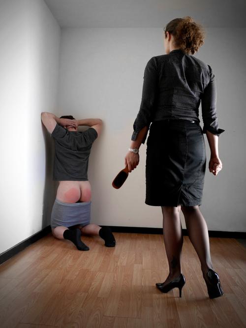 him she spank