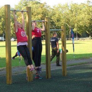 #chinupsrubbermulch #instruction #laminated #exercise #safalog #station #fitness #outdoor #inbasic #...