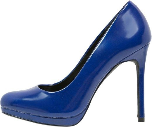 Tacones Even&Odd Zapatos altos blue azul