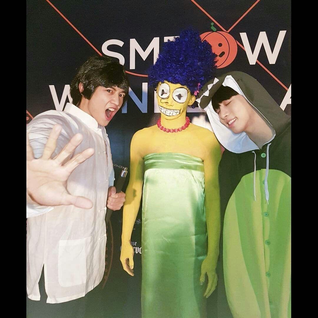 Pin By Jasline Lai On Kpop Shinee Jonghyun Celebrity Halloween Costumes