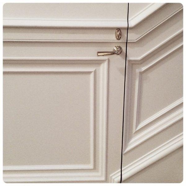 jib door closeup | home decor | Pinterest | Doors Dressing room and Dressing room closet  sc 1 st  Pinterest & jib door closeup | home decor | Pinterest | Doors Dressing room and ...