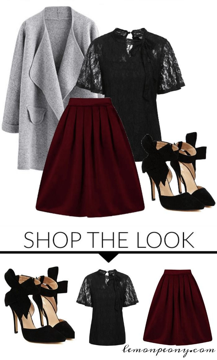 Amazing Holiday Outfits For Women! - Lemon Peony