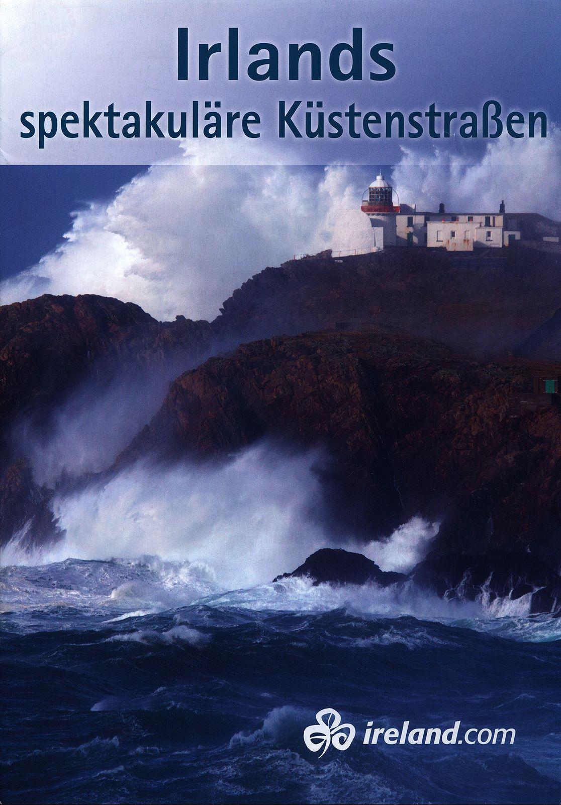 https://flic.kr/p/FXSQd5   Irlands spektakuläre Küstenstraßen; 2014, Ireland   tourism travel brochure   by worldtravellib World Travel library