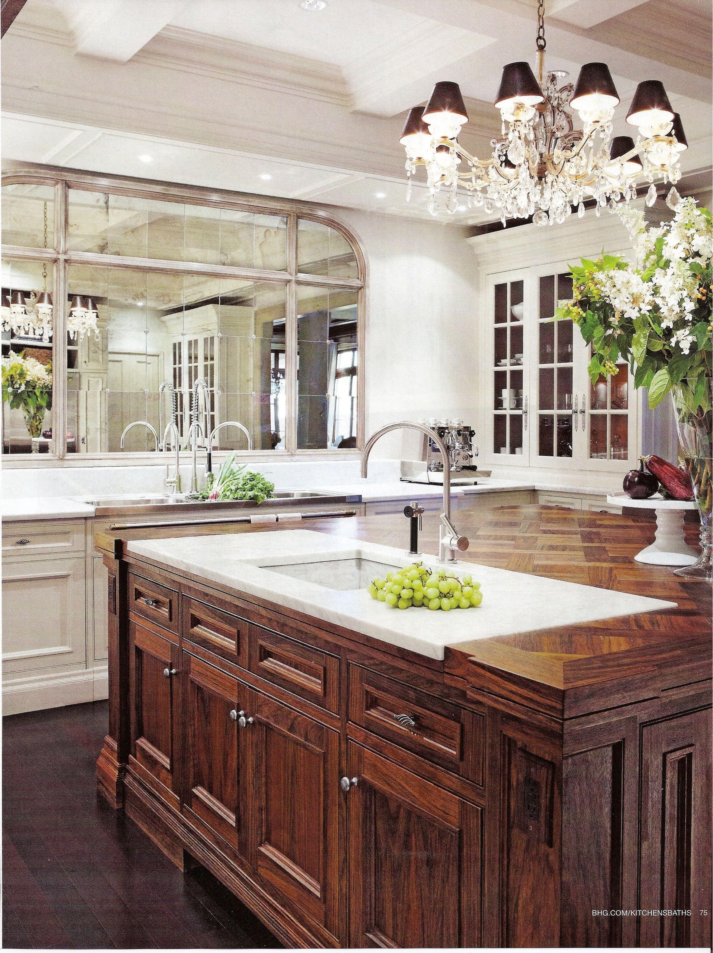 Traditional Kitchen Dream Kitchens Baths Magazine Spring 2017