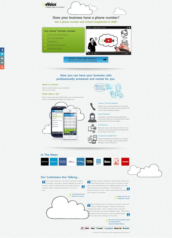 8 Free Trial Landing Page Examples With Testing Ideas Landing Page Examples Landing Page Web Design