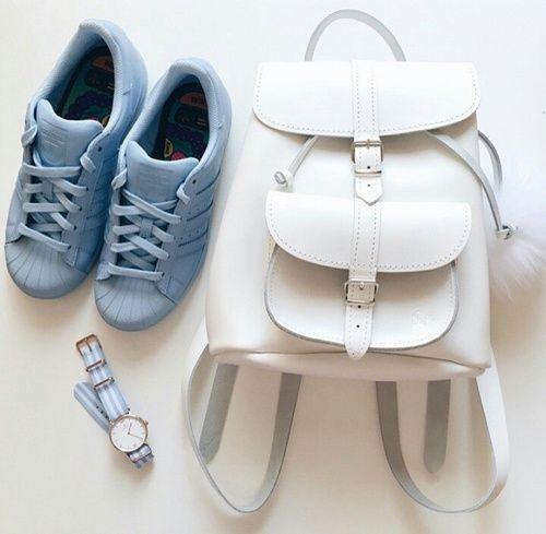 Imagem de fashion, style, and blue