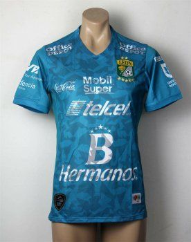 Club Leon FC Home 16-17 Season Green Soccer Jersey  H981   5a35e0f36