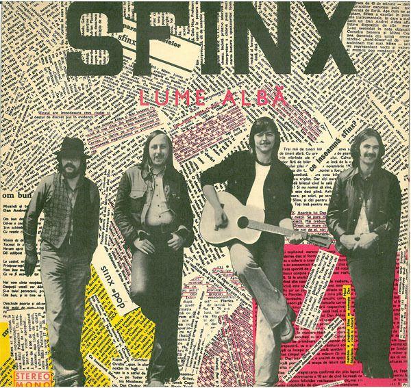 Sfinx - Lume Albă (1975)