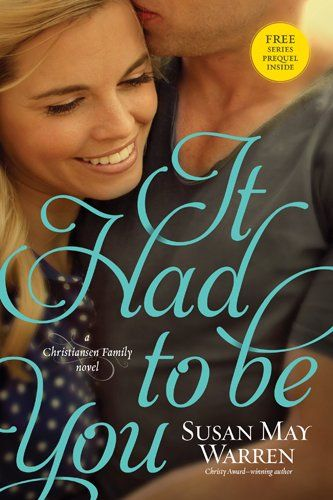 2014 Release (Romance) by Susan May Warren (4.7 stars) - Highly Recommend http://www.amazon.com/Had-You-Christiansen-Family-Book-ebook/dp/B00E1O6UT6/ref=as_sl_pc_ss_til?tag=cathbrya-20&linkCode=w01&linkId=WJFN6OKZVGAJ7YZY&creativeASIN=B00E1O6UT6