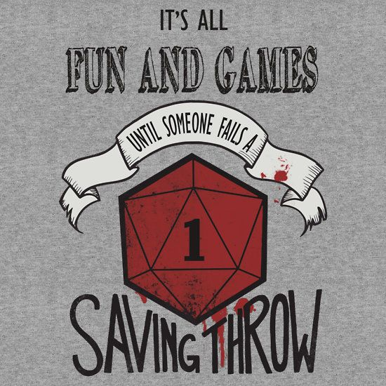 4a731eed new DnD shirt by Kallistiae!