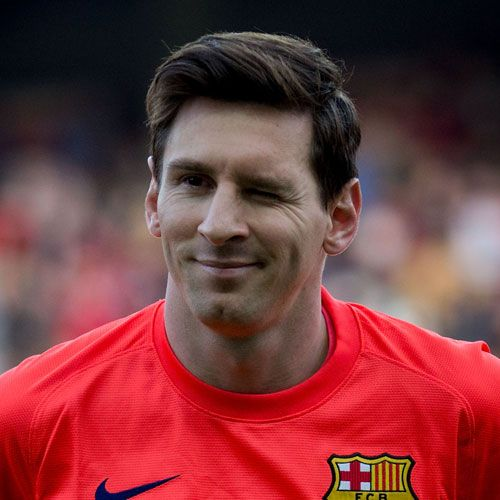 Lionel Messi Haircut 2019 Celebrity Hairstyles Lionel Messi