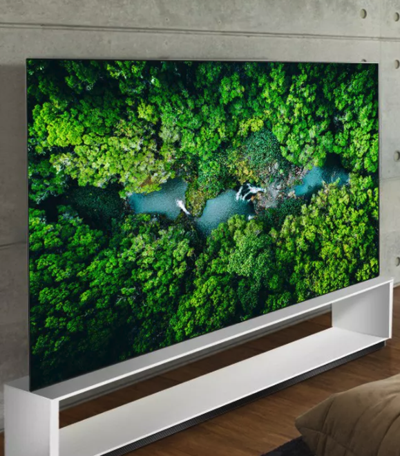 LG's smart TVs are the latest to add Apple TV, and you won