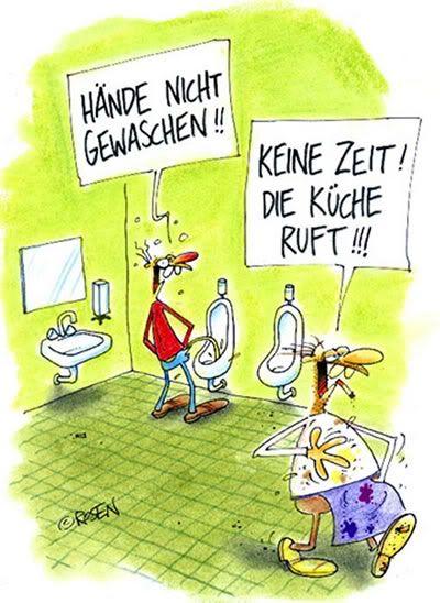 Witzige comic g stebuch bilder haende nich gewaschen - Lustige bilder fa rs wochenende ...