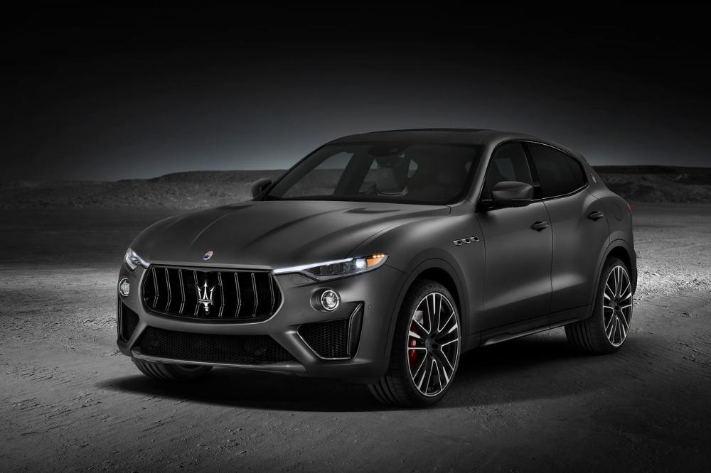 The Trofeo is the ultimate iteration of the Maserati Levante SUV photo
