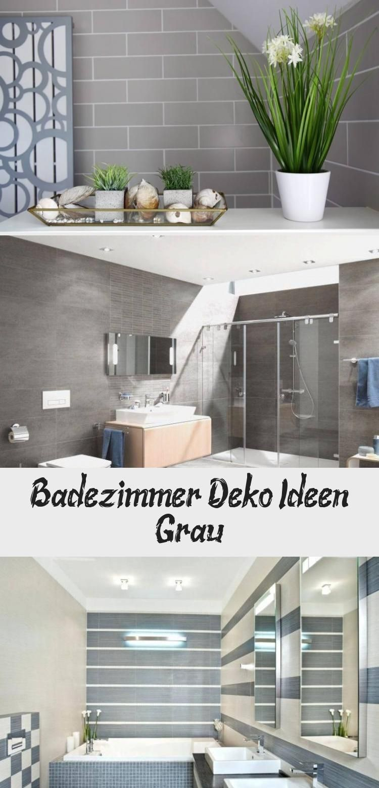 Badezimmer Deko Ideen Grau In 2020 Alcove Bathtub Bathroom Bathtub