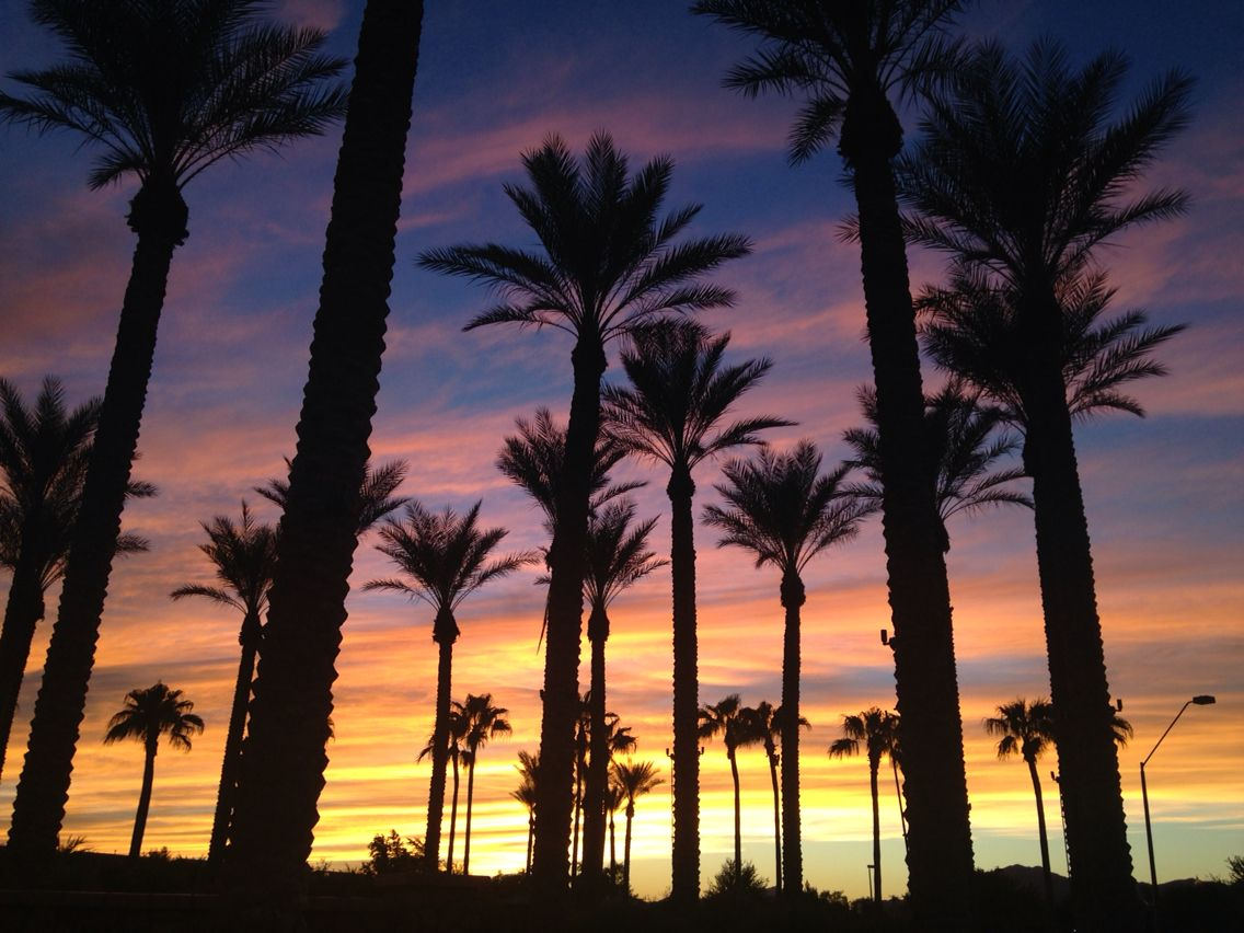 AZ Monsoon Sunset