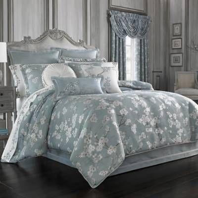 J Queen New York Mika Comforter Set Bed Bath Beyond