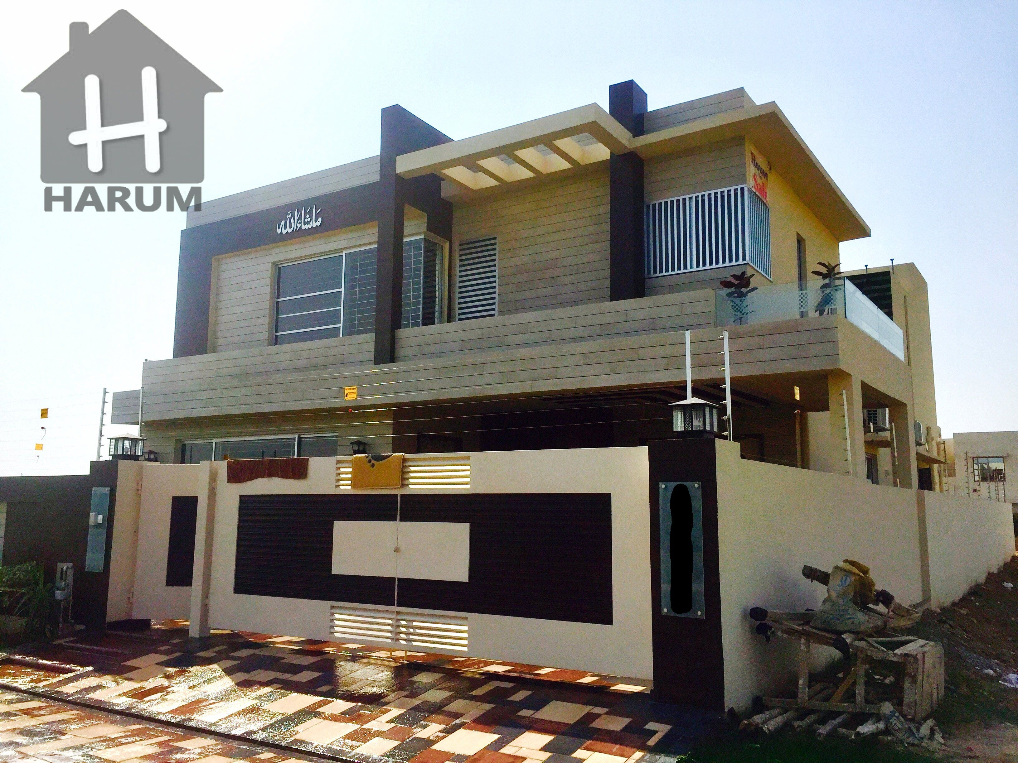 Harum.pk Offering, 01 Kanal Brand New House With 05 Beds