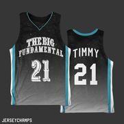 The Big Fundamental Timmy Basketball Jersey
