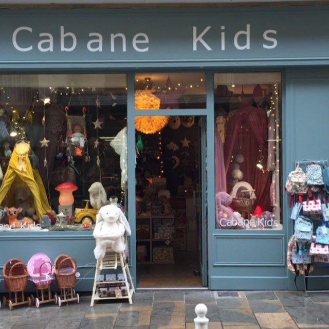Cabane Kids, Toulon : Concept store pour infants. (video tour)