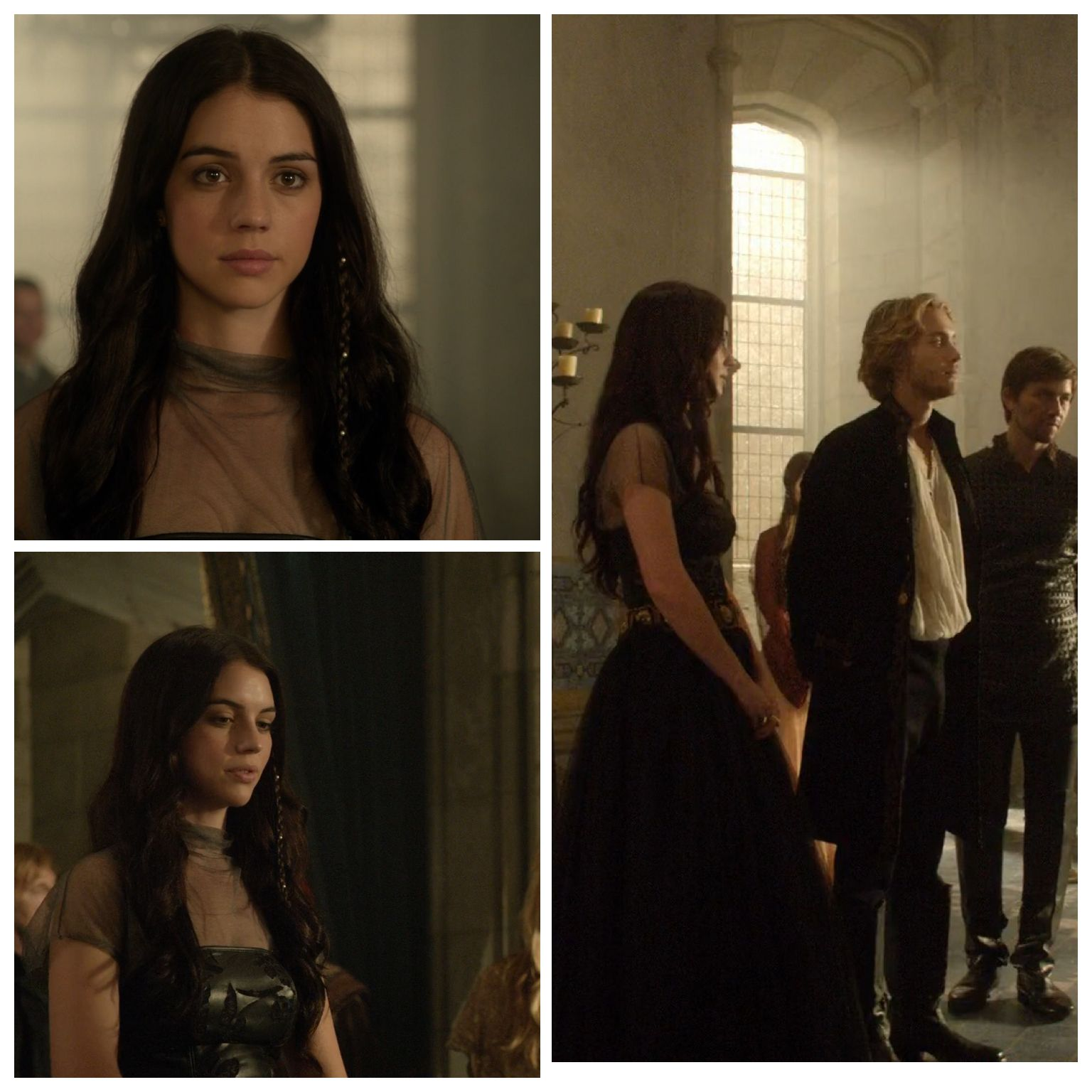 Mary's Black Dress 1x02: Snakes in the Garden