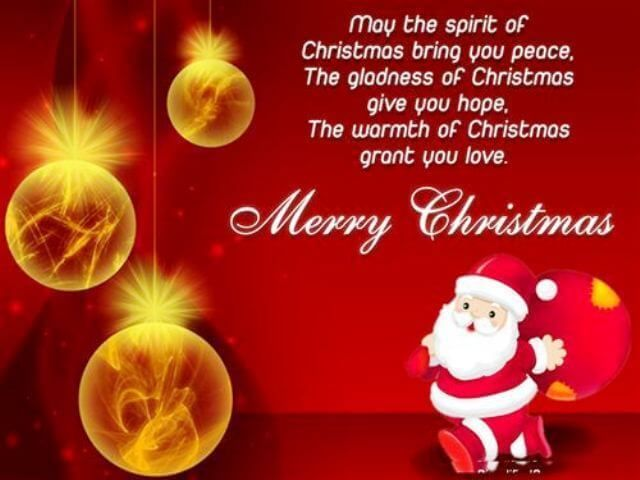Merry Christmas Greetings 2016 Christmas Greetings Messages Wishes