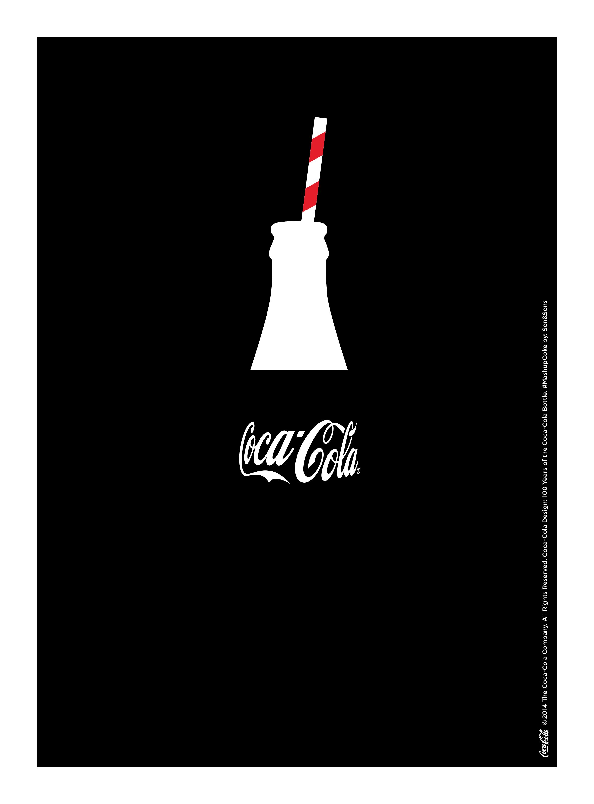 Coca Cola Design 100 Years Of The Bottle MashupCoke By SonSons Sonandsons