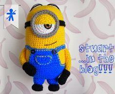 Amigurumi Minion Tarifi : Minion free crochet pattern collection all the best ideas free