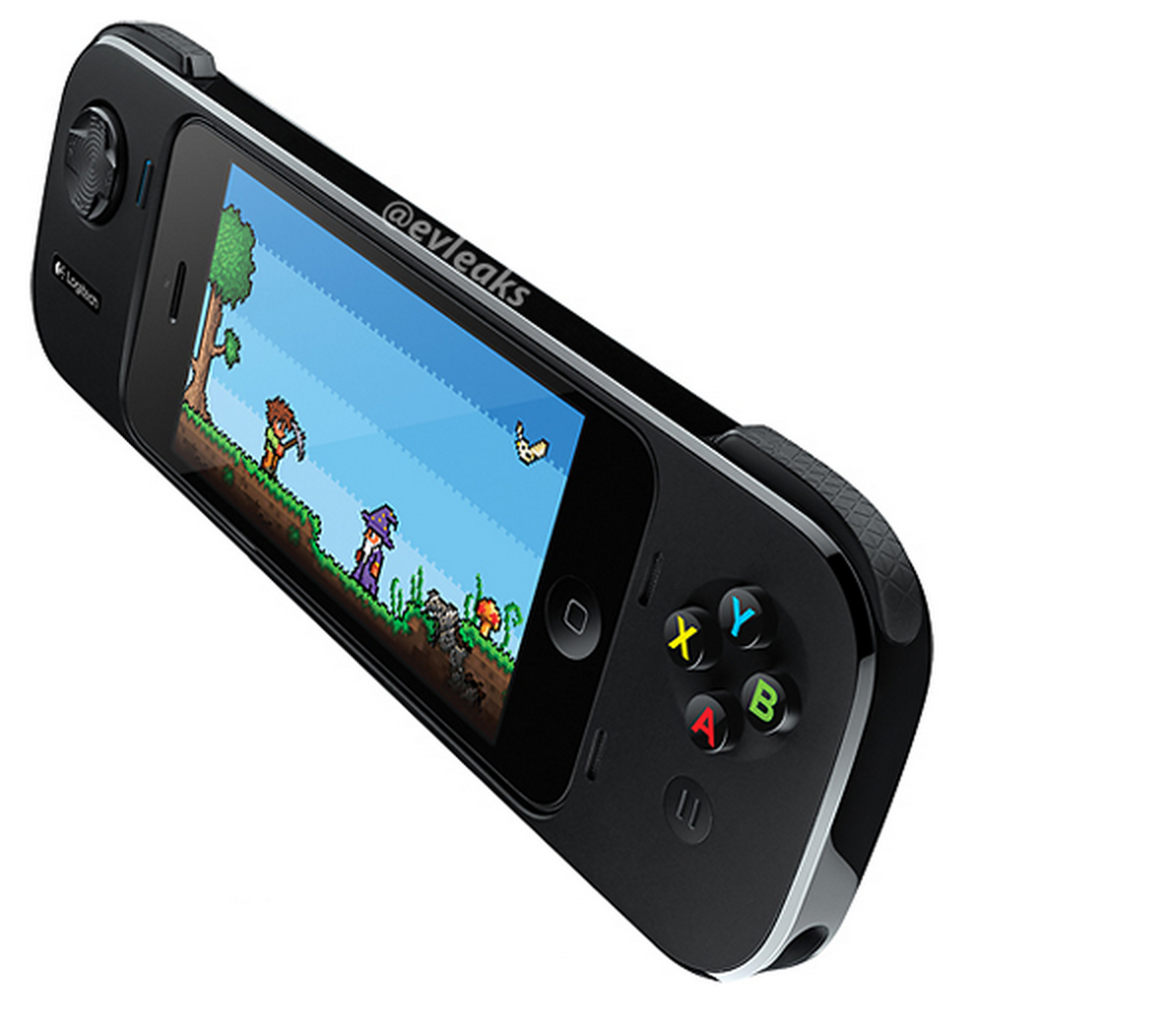 MFi iPhone game controller from Logitech