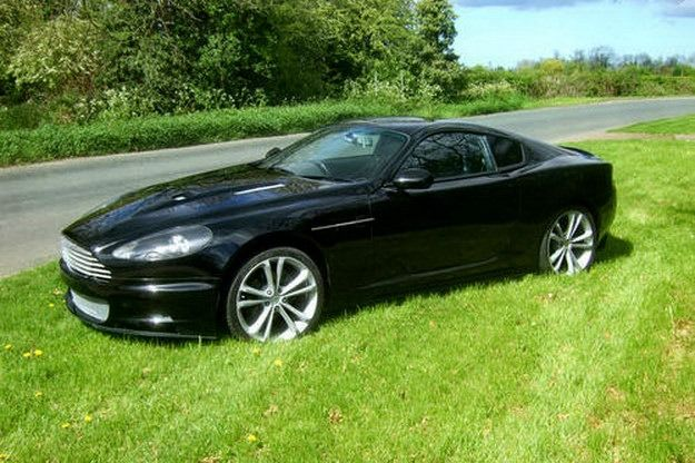 Aston Martin DBS Replica Based On Toyota Supra · Kit Cars ...
