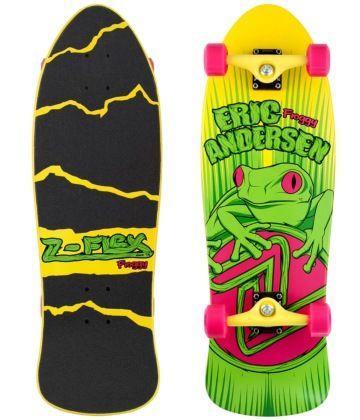 Z Flex 80 S Animal Series Vercelli The Boar Complete Skateboard Skateboard Complete Skateboards Classic Skateboard