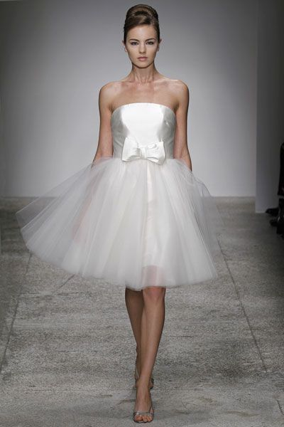 9c33d9f632e Amsale Tia Little White Dress Gina. There is a salon that carries this  brand in chicago.