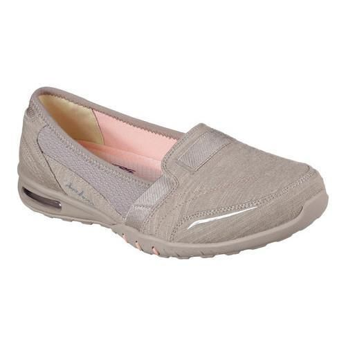 c54b565f5b9b Women s Skechers Relaxed Fit Easy Air Gold Mine Loafer Taupe