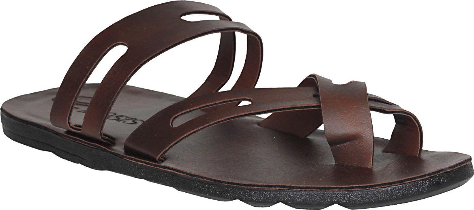 Emosis Men Brown Sandals - Buy Emosis Men Brown Sandals Online at Best Price - Shop Online for Footwears in India | Flipkart.com