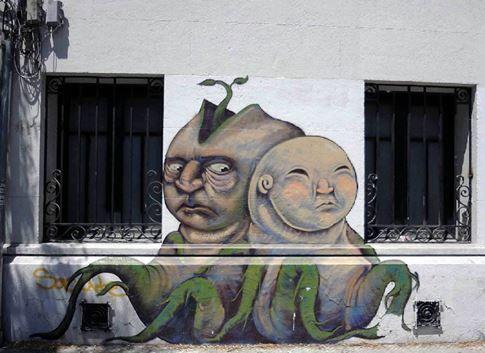 Sofrenia, Santiago, Chile, 2017