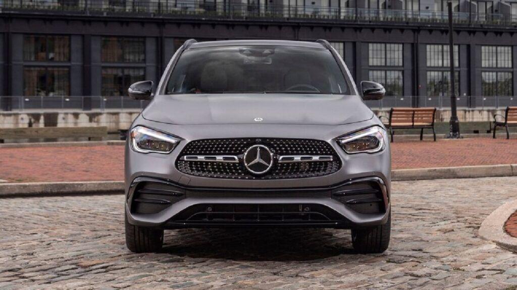 2021 MercedesBenz GLA 250 Features Significant Upgrades