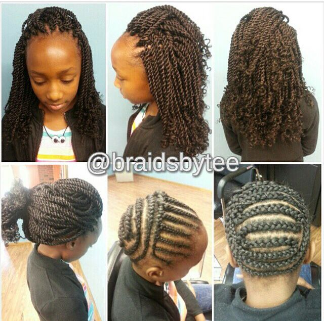 Crotchet Senegalese Twists With Images Natural Hair Styles