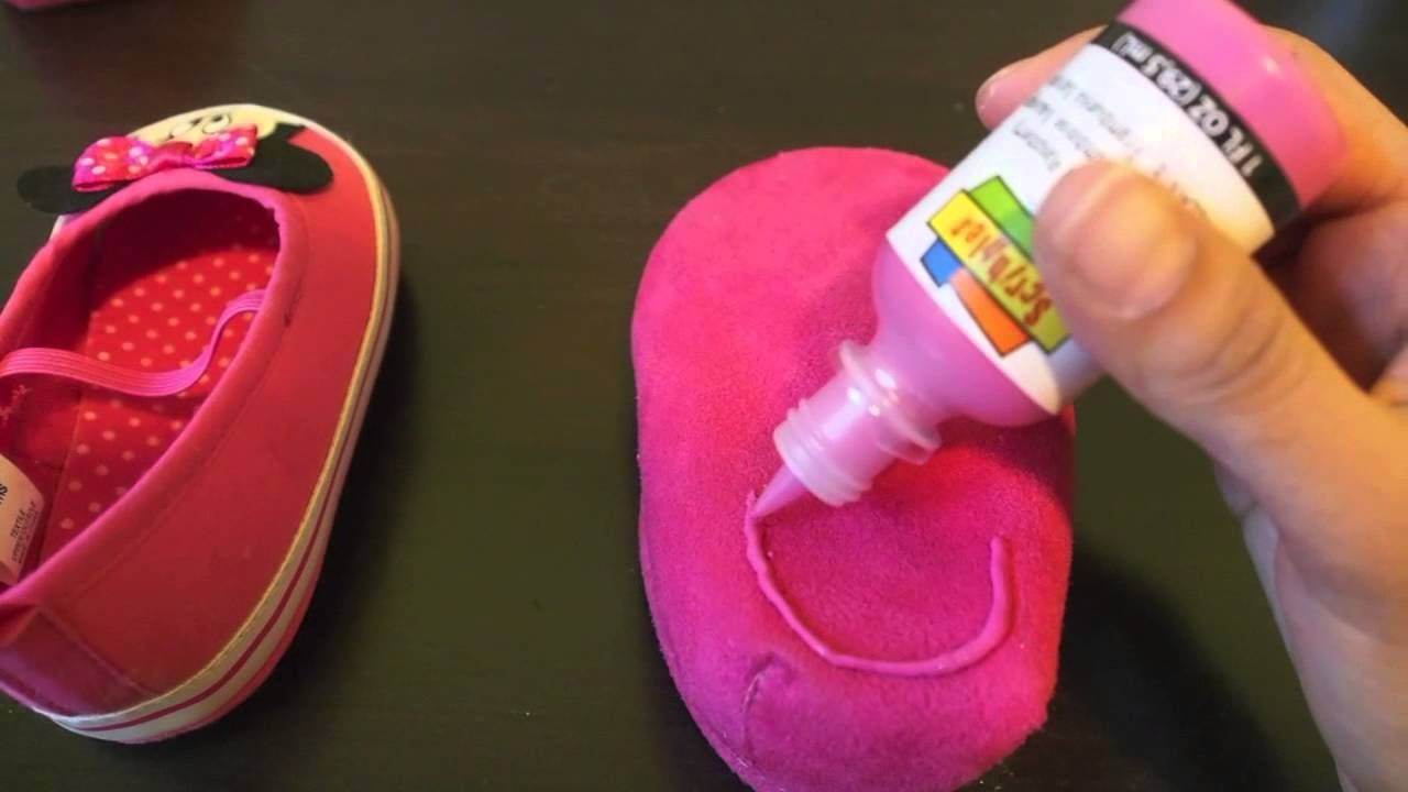 Diy non slip baby shoes with images baby shoes diy