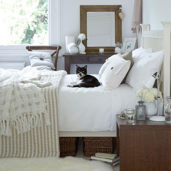 Pin On Dormitorio Guest bedroom ideas uk