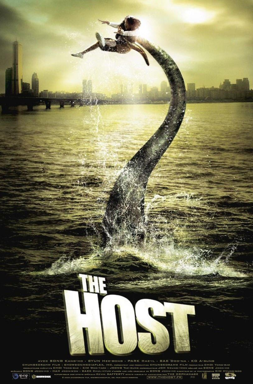 The Host 2006 Best Horror Movies Movies Horror Movies