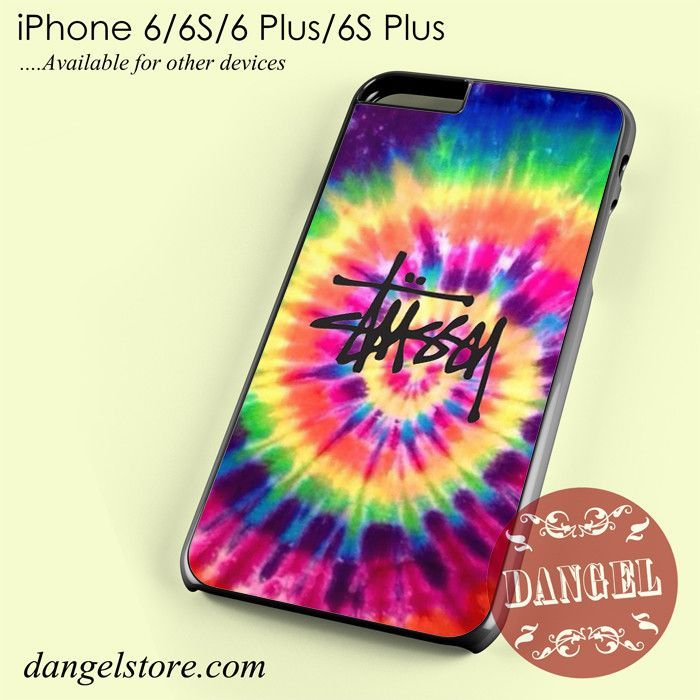 Stussy Tye Dye Phone Case for iPhone 6/6s/6 Plus/6S Plus