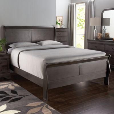 greystone sleigh bed ensemble sears sears canada bedroom bedbedroom furniturebedroom - Sears Bedroom Decor