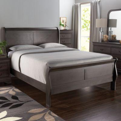 Greystone Sleigh Bed Ensemble Sears Canada