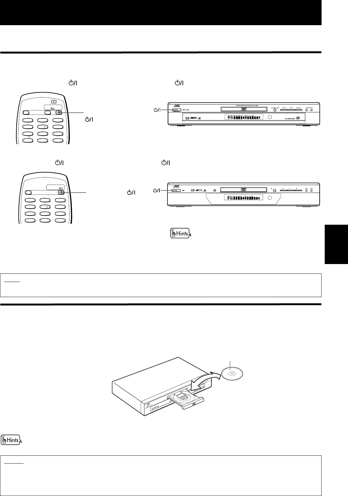 Jvc dvd manual array page 25 of jvc dvd player xv s300bk user guide manualsonline com rh pinterest fandeluxe Image collections